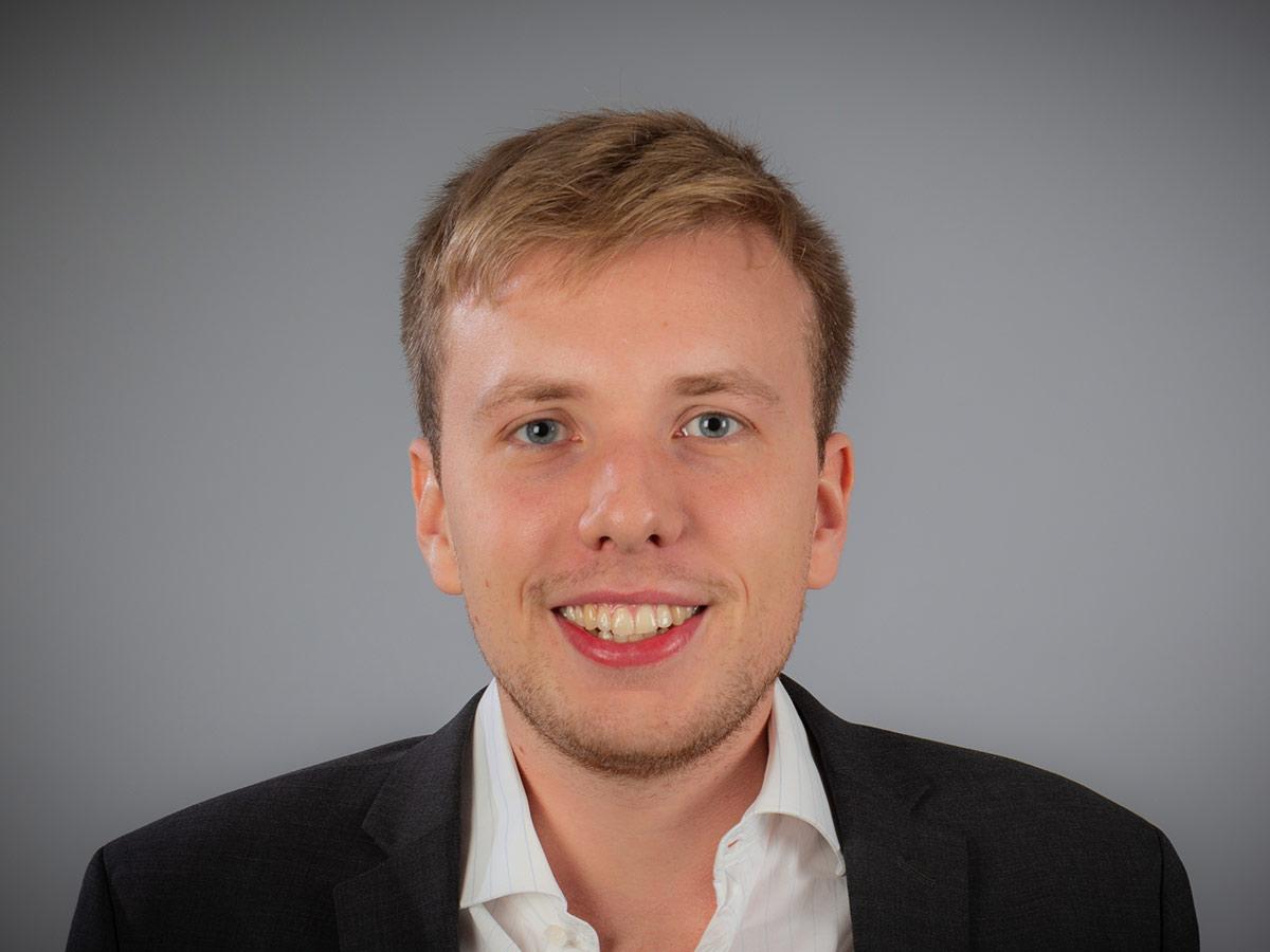 Berater Gregor Pehlke