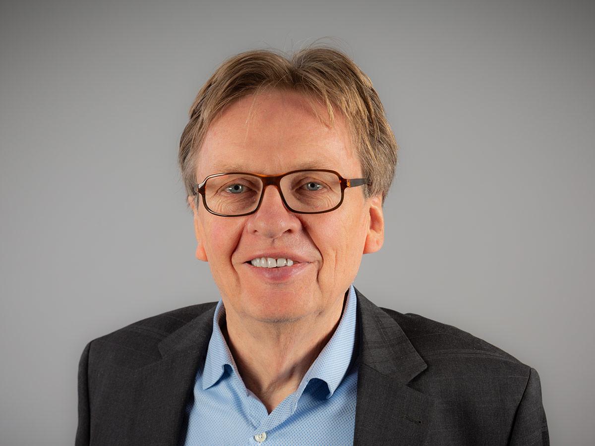 Berater Klaus Pehlke
